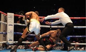 david haye vs mark de mori knockout