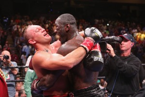 PBC on NBC: Deontay Wilder v Johann Duhaupas