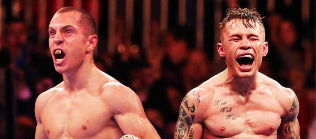 carl frampton vs scott quigg manchester arena