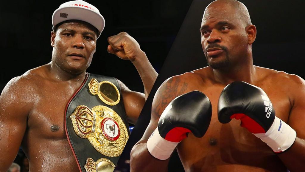 Luis Ortiz vs Tony Thompson