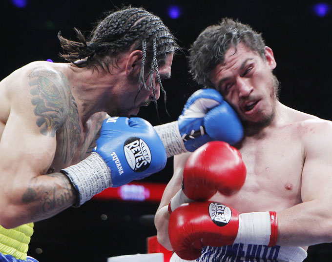 margarito vs paez jr