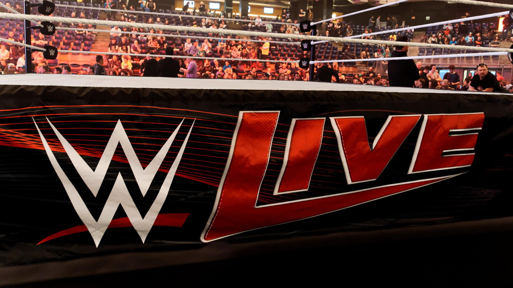 WWE-Live-Events