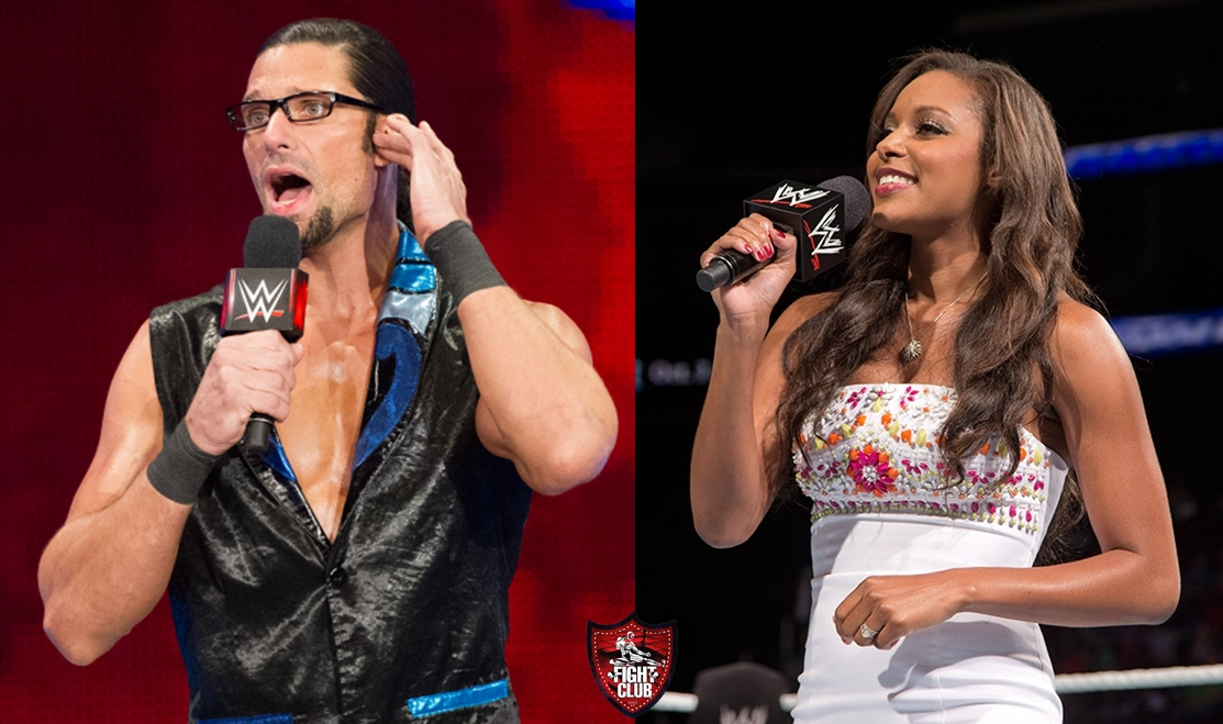 Adam Rose & Eden WWE