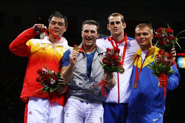 Zhang+Zhilei+Olympics