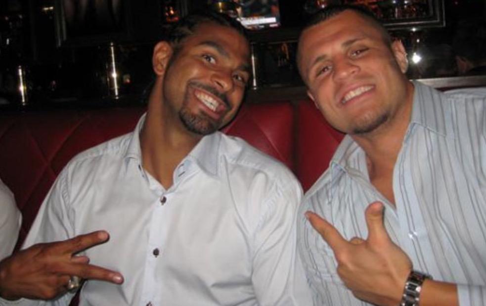 David Haye ve BJ Flores