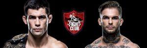 Dominick Cruz vs. Cody Garbrandt