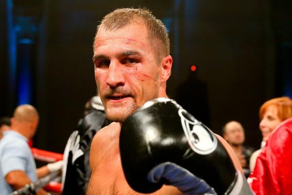 BOXING: MAR 29 WBO Light Heavyweight Championship - Kovalev v Agnew