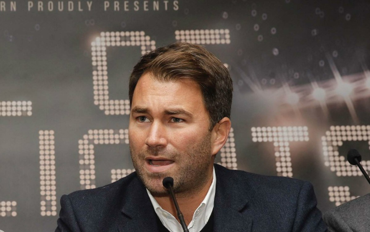 eddie-hearn-matchroom-boxing