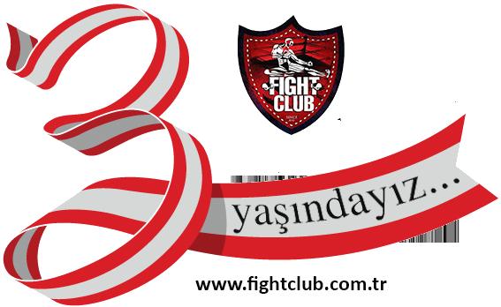 Fight Club 3 Yaşında