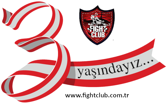 Fight Club 3 Yaşında