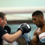 Anthony Joshua Media Workout