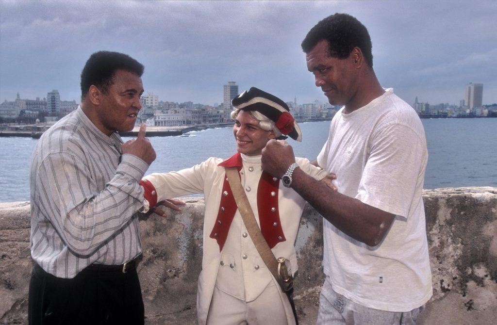 Cuba's Boxing legend Teofilo Stevenson