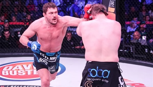 matt mitrione - roy nelson
