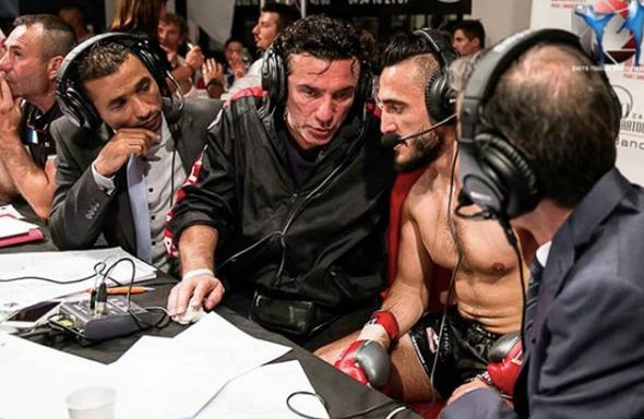 Tarik Solak Tan Aciklama Kickboks Haberleri Fight Club Turkiye